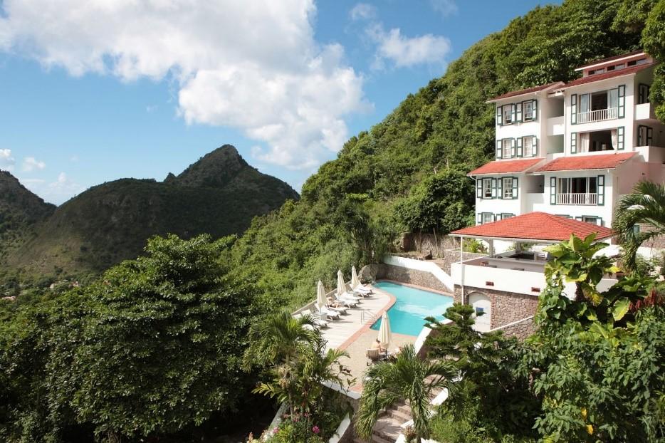 Queen's Gardens, Saba